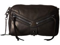 Botkier Trigger East West Top Zip Black Top Zip Handbags