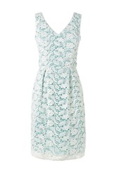 Fenn Wright Manson Dahlia Dress Green
