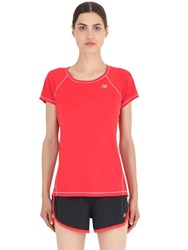 New Balance Limit.Ed Maratona Di Roma T Shirt
