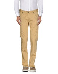 Jeckerson Trousers Casual Trousers Men Ocher