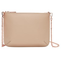 Ted Baker Becklia Leather Across Body Bag Taupe