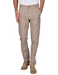 Hugo Casual Pants Light Grey