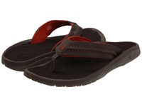 Olukai Hokua Dark Java Men's Sandals Brown