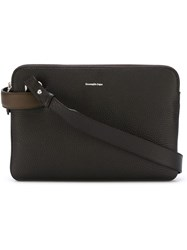 Ermenegildo Zegna Messenger Bag Brown