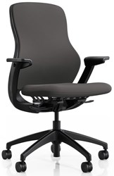 Knoll Regeneration Upholstered Office Chair Height Adjustable