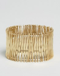 Paper Dolls Paperdolls Statement Cuff Gold