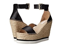 See By Chloe Sb26152 Nero Women's Wedge Shoes Black