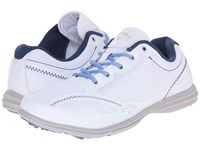 Callaway Solaire White Navy Blue Women's Golf Shoes