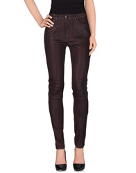 Hotel Particulier Jeans Maroon
