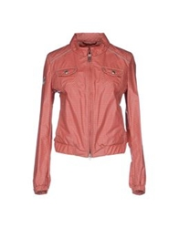 Museum Jackets Red
