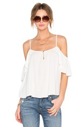 Lovers Friends Ariel Top White