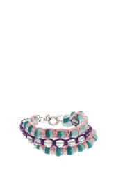 Missoni Triple Beaded Bracelet Blue