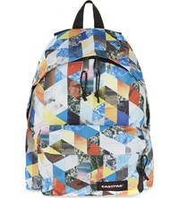 Eastpak Padded Pak'r Backpack Triangle Bright