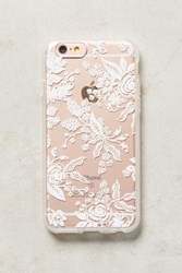 Anthropologie Rifle Paper Co. Iphone 7 Case White