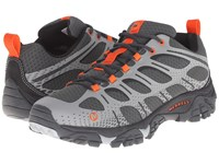 Merrell Moab Edge Grey Men's Shoes Gray