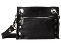 Hammitt Tony Black Silver Cross Body Handbags