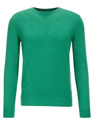 Marc O'polo Knitted Sweater Emerald