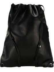 Hl Heddie Lovu Drawstring Backpack Black