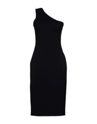 Kilian Kerner Senses Knee Length Dresses Black