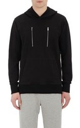 Ovadia And Sons French Terry Hoodie Black