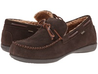 Vionic With Orthaheel Technology Dewey Brown Men's Shoes