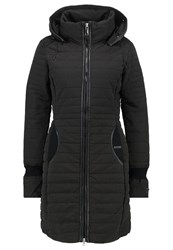 Khujo Daily Winter Coat Black