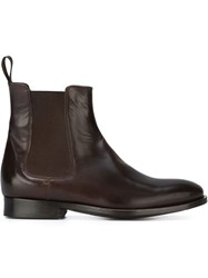 Paul Smith Chelsea Boots Brown