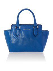 Coccinelle Blanche Blue Tote Bag Blue