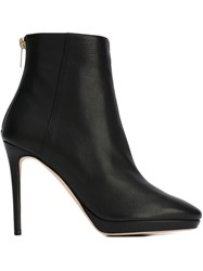 Jimmy Choo 'Harvey 100' Ankle Boots Black