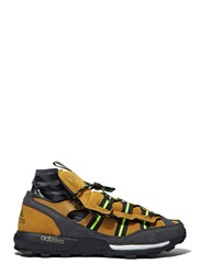 Adidas By Kolor Adizero Xt High Sneakers Brown