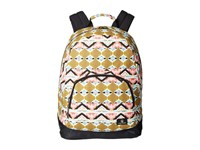 Volcom Schoolyard Canvas Backpack Army Backpack Bags Green