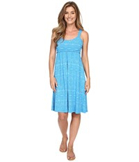 Fresh Produce Tribal Impromptu Dress Marina Women's Dress Blue