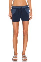 Stateside Jogger Short Navy