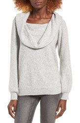 Leith Women's Oversize Cowl Neck Sweater
