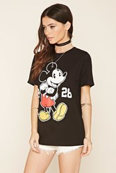 Forever 21 Mickey Mouse Graphic Tee