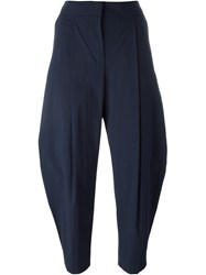 Erika Cavallini Balloon Trousers Blue