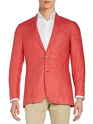 Robert Graham Classic Fit Tango Sportcoat Red