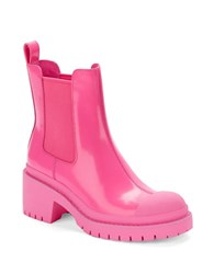 Marc By Marc Jacobs Dipped Chelsea Boot Hot Pink