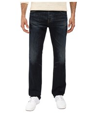 Ag Adriano Goldschmied Matchbox Slim Straight Jeans In 3 Years Wellspring 3 Years Wellspring Men's Jeans Blue