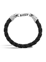John Hardy Eagle Legend Bracelet Black