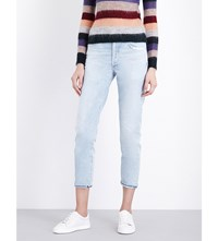 Citizens Of Humanity Liya Boyfriend Fit High Rise Jeans Rock On