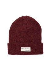 Nudie Jeans Liamsson Beanie Red