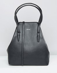 Matt And Nat Shopper Tote Bag Black