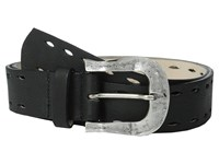 Leather Rock 1618 Lamber Black Women's Belts