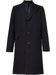 Our Legacy Boxy Evening Coat Black