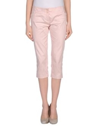 Germano Zama 3 4 Length Shorts Pink