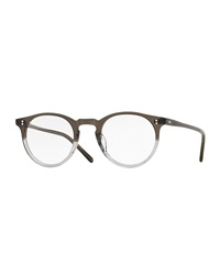 Oliver Peoples O'malley 45Mm Fashion Glasses Gray Fade
