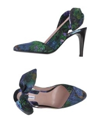 Carven Pumps Green