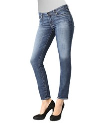 Big Star Brigette Slim Straight Leg Jeans Blue