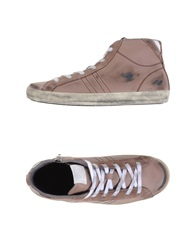 Fred Mello Sneakers Pastel Pink